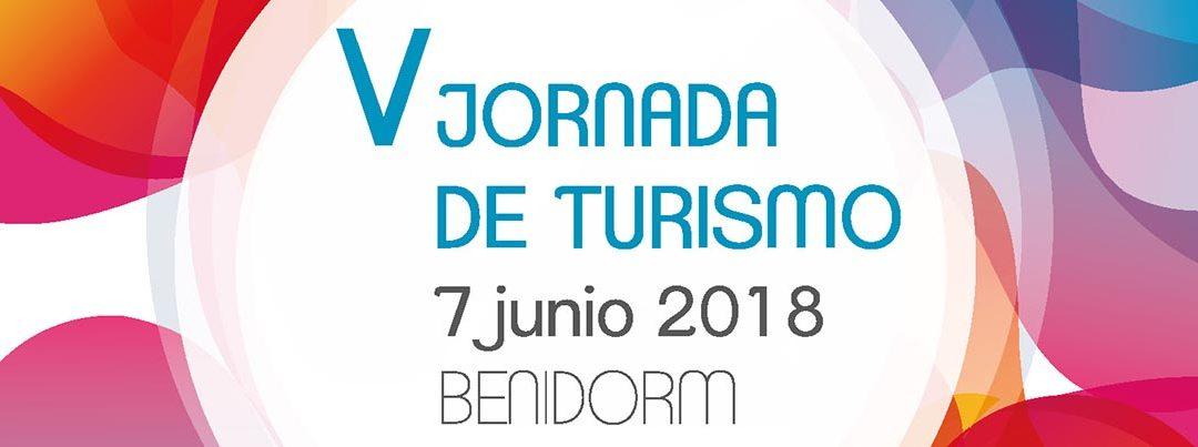 200 empresarios apoyan a la industria turística en la V Jornada de Turismo en Benidorm