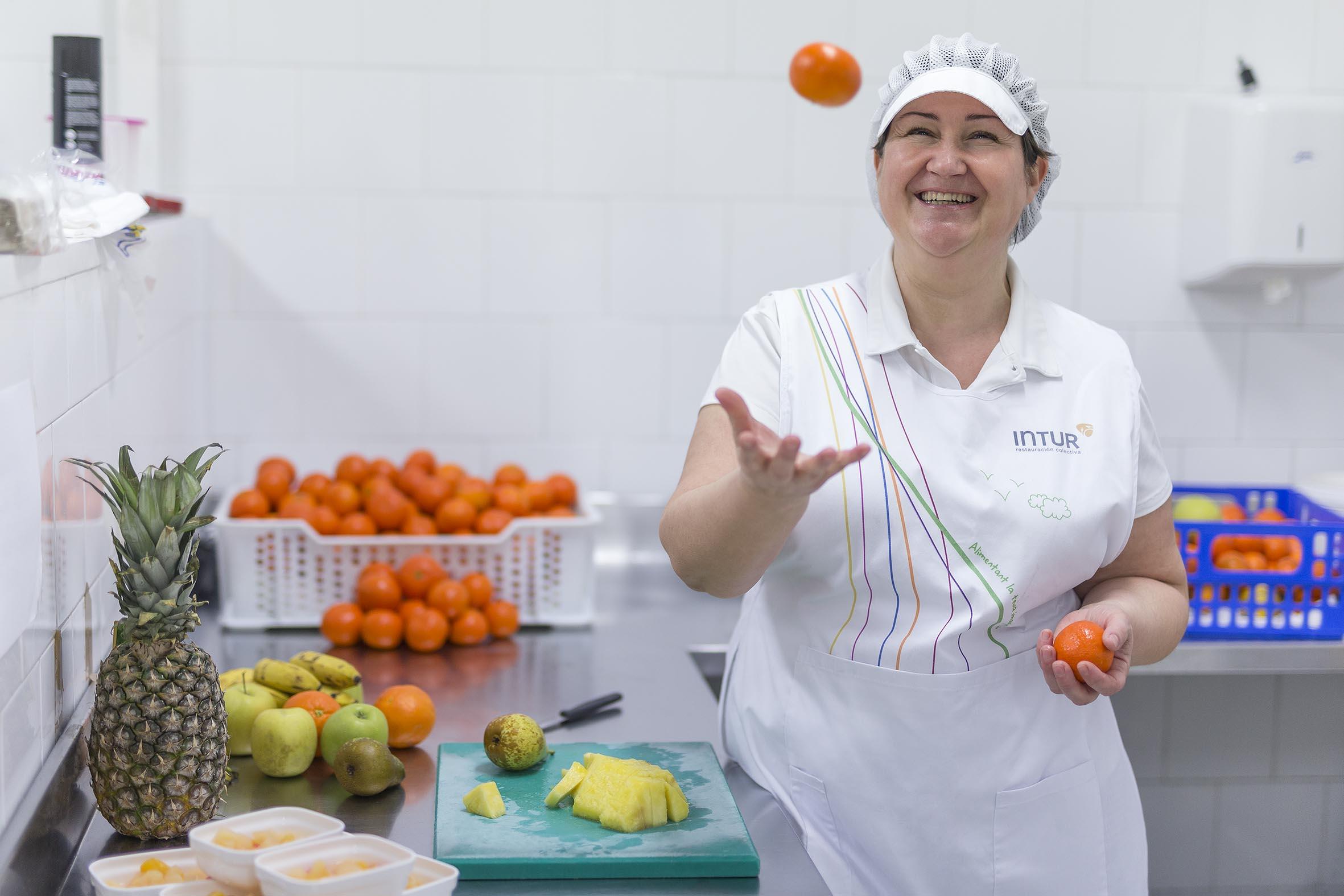 """Intur Restauración Colectiva ha obtenido el sello de """"Embajador KM0"""""""