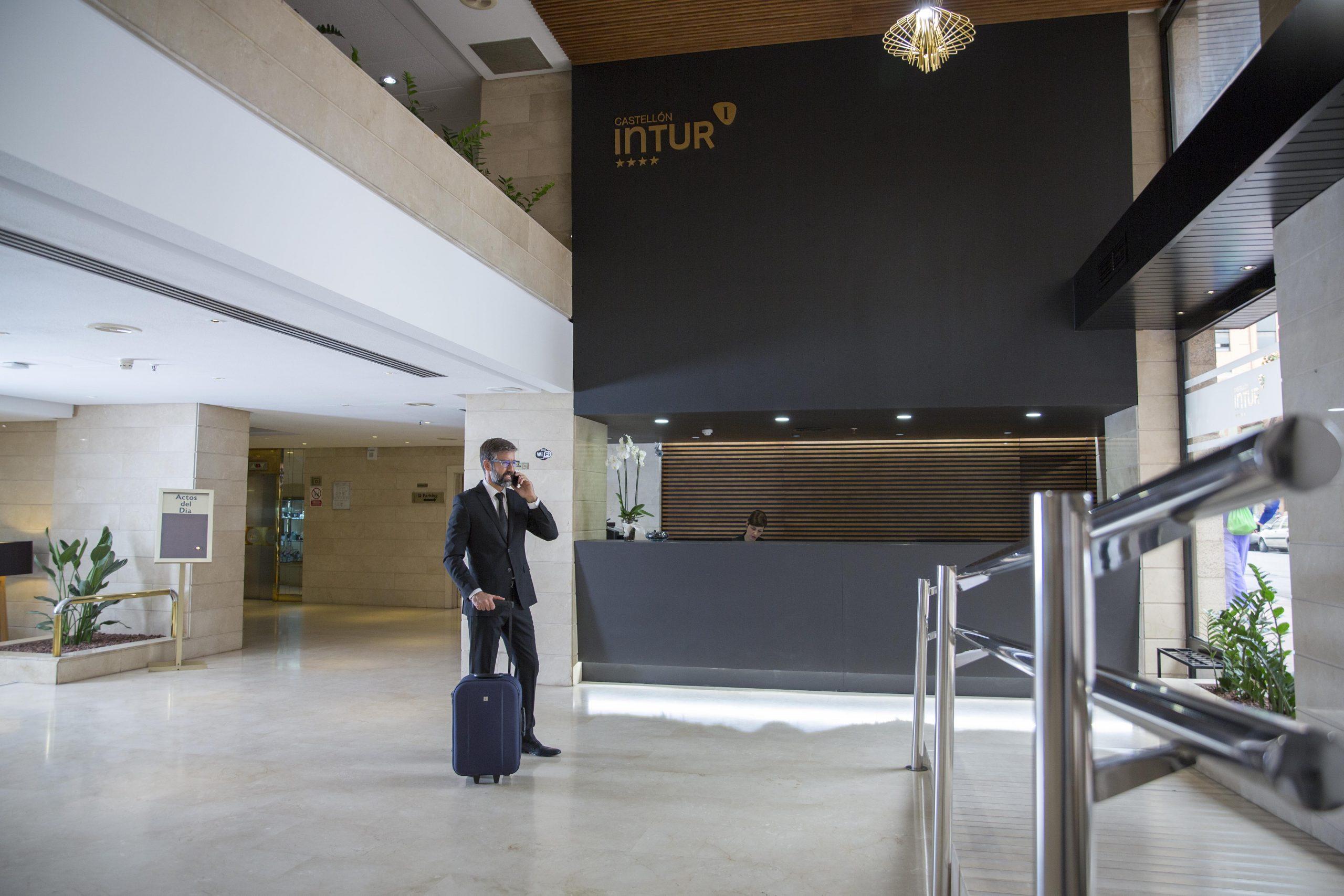 Intur Castellón ha abierto de nuevo sus puertas con todas las garantías