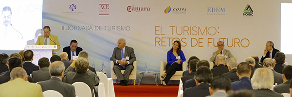 """Conoce los detalles de la II Jornada Turismo """"El turismo: retos de futuro"""""""